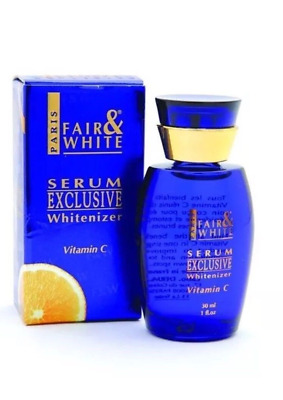 Fair and White Exclusive Whitenizer Skin & Face Serum Vitamin C Minerals 30ml