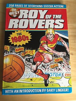 The Best of Roy of the Rovers: The 1980s, Tom Tully, David Sque, Good Condition