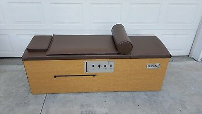 """Chiropractic Intersegmental Traction Massage Roller Table """"Spinalator Style"""""""