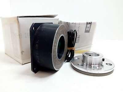 Electric Magnetic Clutch Miki Pulley 112-05-11 New!!