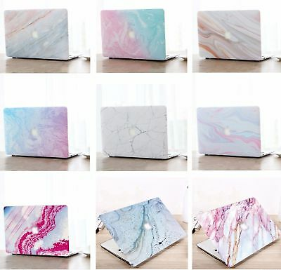 Marble Hard Laptop Case Cover For Apple Macbook Air Pro 11 12 13 15