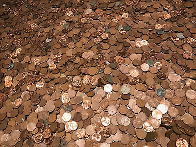 Estate Sale Wheat Pennies Indian Cents Set Old Coins United States Money Lot Bag
