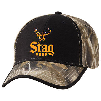 *NEW with TAGS* Stag Beer Camo Hunting Hat