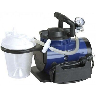 Drive Medical 18600 Medical Portable Home Heavy Duty Suction Pump Machine