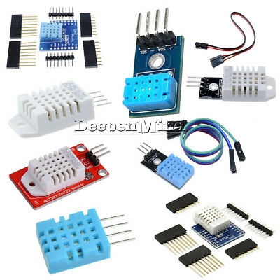 AM2302 DHT11/12/22 Temperature&Humidity Sensor Module Replace SHT11/15 Arduino