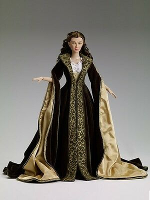 """Scarlett O'hara Vivien Leigh """"dressing Gown """" Tonner Gone With Wind Doll Le300"""