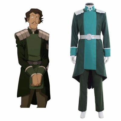Custom Made Avatar The Legend of Korra Bolin Cosplay Costume Costume