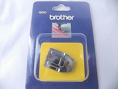 Brother Invisible Concealed Zipper Foot Snap-On + Singer