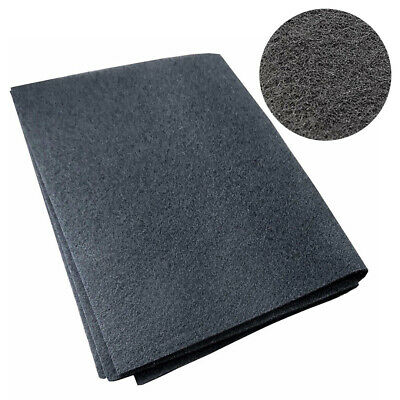 57x47cm Universal 3mm Cooker Hood Extractor Carbon Filter Charcoal Fits All