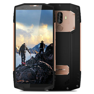 "Blackview BV9000 PRO 5,7"" 18: 9 Smartphone Android 7.1 OctaCore 2,6GHz 6Go 128Go"
