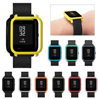 For Xiaomi Huami Amazfit Bip Youth Smart Watch Case PC Protective Cover Shell