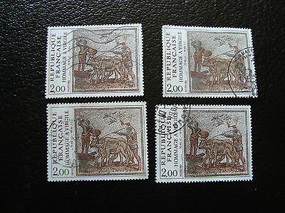 FRANCE - stamp yvert and tellier n° 2174 x4 obl (A01) stamp french