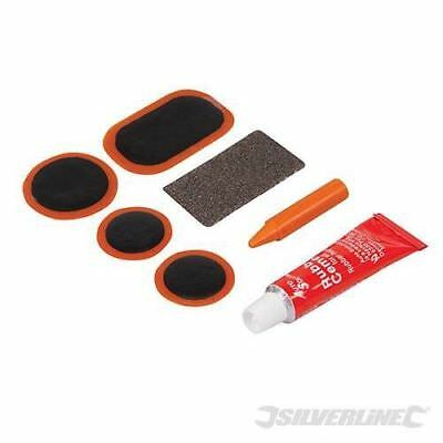 Puncture Repair Kit,Bike Inner Tube,Bicycle,Cycling,Patches,Tyre,Set,Dinghy,Lilo