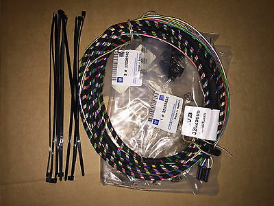Amazing Genuine Saab 9 5 Tow Bar Wiring Harness 1998 2010 Part Nr 32025635 Wiring Cloud Hisonuggs Outletorg