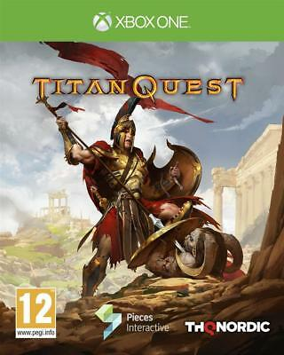 Titan Quest Xbox One Neuf sous Blister