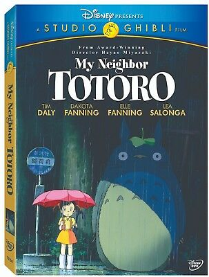My Neighbour Totoro - Studio Ghibli - New Sealed - Free 2nd Class Postage