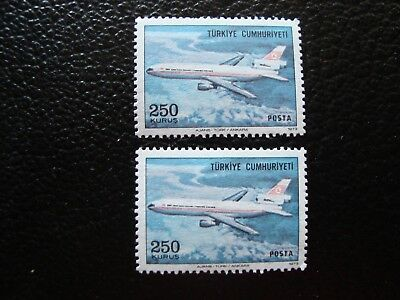 TURKEY - stamp yvert and tellier N° 2081 n MNH and n MH (BE)
