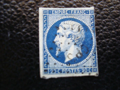 FRANCE - stamp yvert and tellier n° 14Aa obl (A20)stamp french