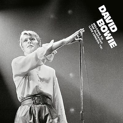 David Bowie - Welcome to the Blackout - New 2CD Album - Released 29th June 2018