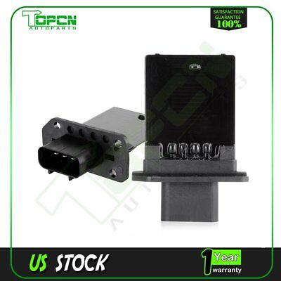 #973-444 4P1361 New Front Heater Blower Motor Resistor For 2004-2013 Ford F-150