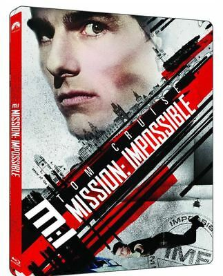 """""""Mission: Impossible """"  Blu-ray STEEL BOOK (4K UHD+BD)"""