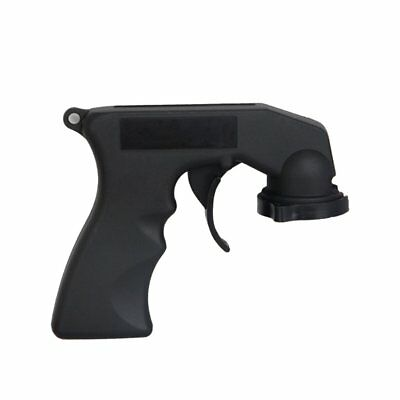Aerosol Spray Can Handle Full Grip Trigger Locking For Painting Gun Holder S1