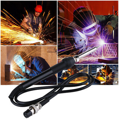 Electric Soldering Iron Includes Handle with 900M-T-I Tip 5pin Soldering Station
