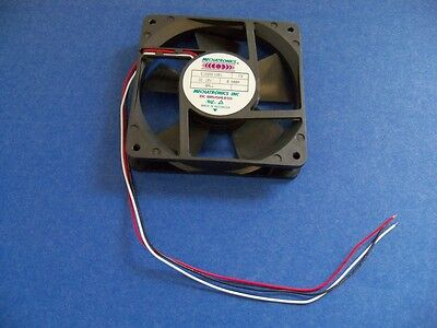 NEW HIGH SPEED MECHATRONICS E1225E12B1-FS 120mm x 120mm x 25mm 3 WIRES CASE FAN