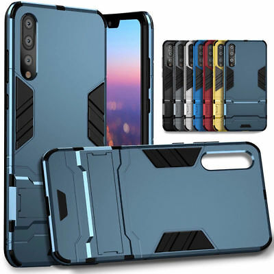 Custodia Cover Rugged Armor URTO SHOCKPROOF CANTIERE per  HUAWEI P20 Lite Pro