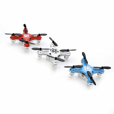 4CH 2.4GHz 6-Axis Mini Drone Quadcopter Gyro UFO Dron Helicopter