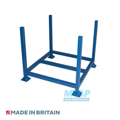 Open Metal/Steel Post Stillage (Pallet)  - Made in the UK