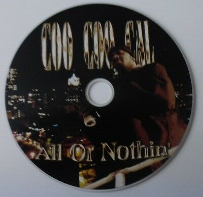 Cd Album - Coo Coo Cal - All Or Nothin' (Cd146)