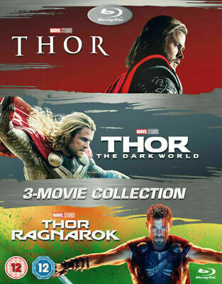 Thor: 3 Movie Collection [Blu-ray] New and Factory Sealed!!