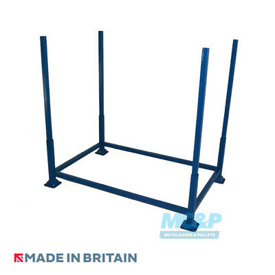 Budget Metal/Steel Post Stillage with Demountable Legs  - Made in the UK