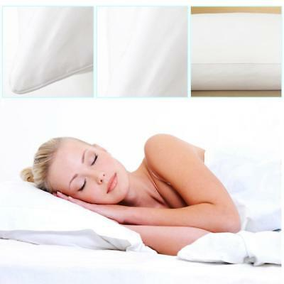 Luxury Memory Cotton Foam Core Orthopaedic Extra Support Firm Bedroom Pillow