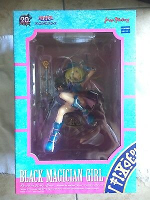 Yu-Gi-Oh DARK MAGICIAN GIRL 1/7 PVC Figure Max Factory From Japan