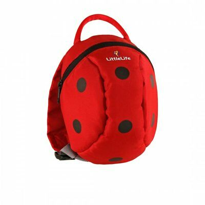 LittleLife Ladybird Toddler Backpack with Rein