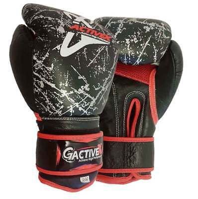 Kids & Adult Boxing Gloves Junior Punching Bag Mitts Muay thai Training Sparring