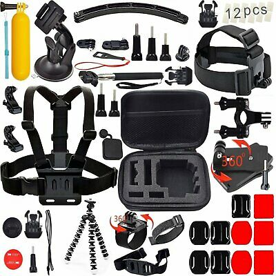 Action Camera For GoPro Hero 5/4/3+/3/2/1 Accessories Bundle Set Sport Kits