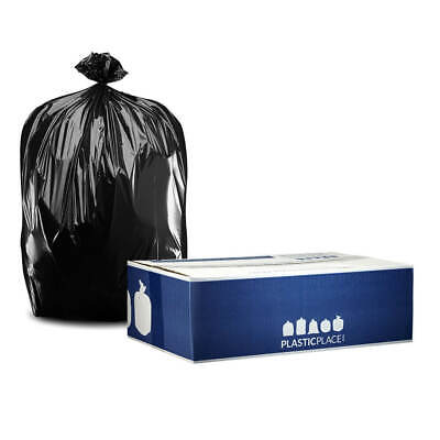 5ae19ef1bfeb 95 GALLON TRASH Bags, Extra Large Garbage Bags, Equivalent to 2 Mil ...