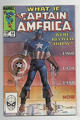 Marvel Comics What If? #44 Copper Age