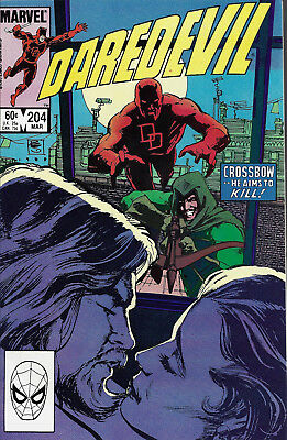 DAREDEVIL #204  Mar 1984