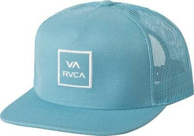 buy online b27e9 62936 ... best new rvca mens va all the way trucker hat iii 1299d 62df1