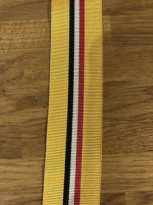 Iraq telic Full Size Medal Ribbon