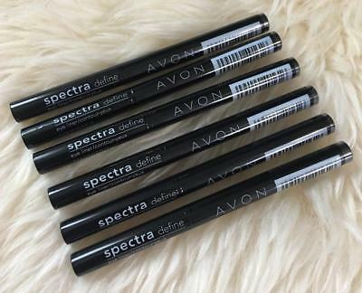 New- Lot Of Avon Spectra Define Eyeliner Factory Sealed