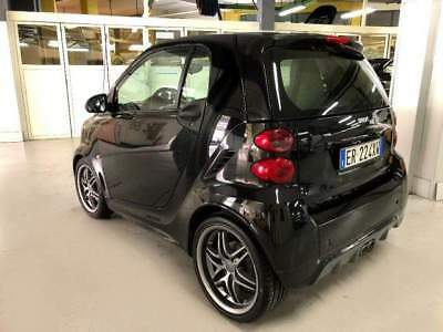 SMART ForTwo 1000 62 kW coupé pulse Brabus Edition
