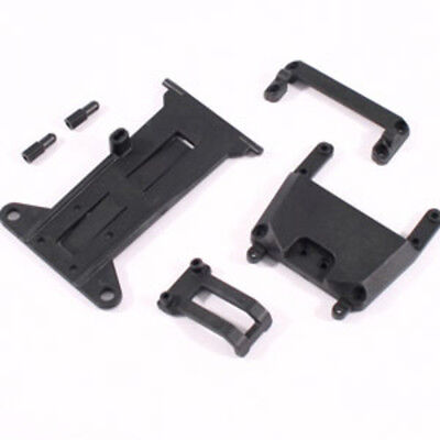 HoBao 40030 Battery Tray Cover Set Pro Electric Buggy Hyper H2E RTR
