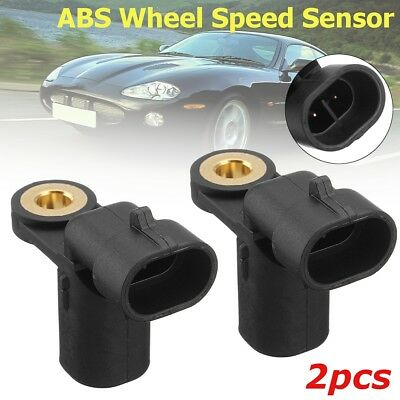 2Pcs ABS Wheel Speed Sensor For Jaguar XJ8 XJR XKR XK8 XJ6 XJ12  # LJA2226AA
