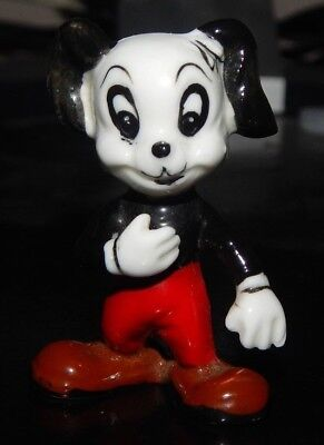"RARE 1958 Napco Andy Panda Bone China Ceramic Figurines 2 1/8"" Walter Lantz"