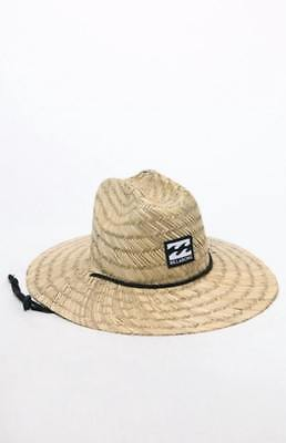 New Billabong Mens Tides Straw Lifeguard Hat 1540 Picclick
